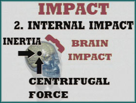Internal Impact - Head Impact Biomchanics